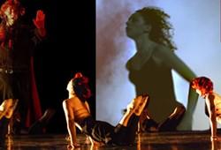 JEFF CRAVOTTA - Moving Poets Theatre of Dance departs in style.