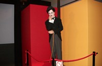 Chaplin exhibit worth the (long) trip