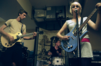 Museum Mouth brings post-punk to Milestone tonight (1/5/2012)