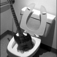 Music Industry Down The Toilet?