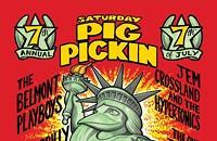 Music plumps up Penguin for pig pickin'