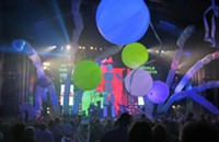 Live review: Blue Man Group
