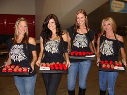 SWEET DEAL CREATIVE MARKETING - MUST-SEE TV: Potential Lynx Line Entrepreneurs contestants