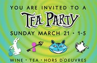 Upcoming: Mad Hatter Tea Party at Green With Envy