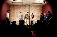 Improv Charlotte hosts April Fools' Day show