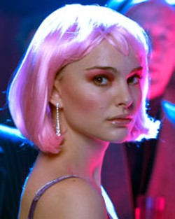 STEPHEN GOLDBLATT / COLUMBIA - Natalie Portman in Closer