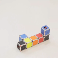 #nerdgasm: Self-assembling robots