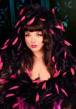 NEW BLUES: Former stripper and sex worker Candye Kane finds new life in music.
