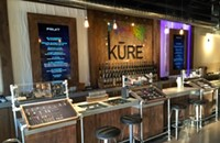 New vape escape in town — KURE Vaporium and Lounge comes to NoDa