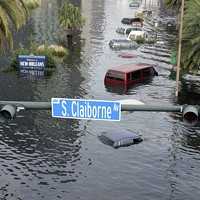 """New Orleans: """"After Katrina's awful work was done."""""""