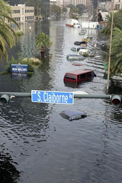 """NICOLE FRUGE/SAN ANTONIO EXPRESS/ZUMA PRESS - New Orleans: """"After Katrina's awful work was done."""""""