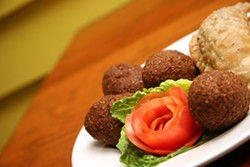 CATALINA KULCZAR - NEW WORLD QUIPE: Conquer this new take on a traditional Lebanese dish.