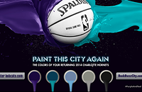 Newish colors for next season's Charlotte Hornets