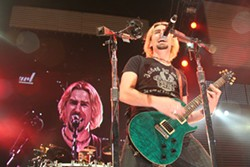 Nickelback (Verizon Wireless Amphitheatre, Aug. 25)