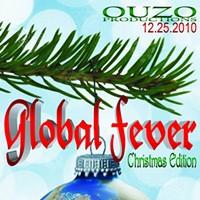 NIGHTLIFE: Global Fever: Christmas Edition at Dharma Lounge