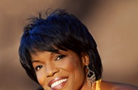 Nnenna Freelon at the McGlohon Theater tonight (12/15/2012)