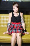 <p>No. 33: Plaid mini-skirts</p>