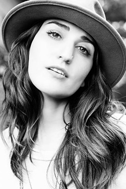 NO LOVE SONGS: Sara Bareilles