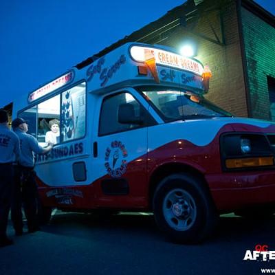 NoDa Passport, Food Truck Rally, 3/8/12