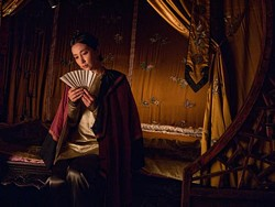 FOX SEARCHLIGHT - NOT A FAN: Bingbing Li in the disappointing Snow Flower and the Secret Fan