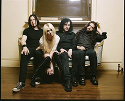 NOT ANOTHER TEEN BAND: The Pretty Reckless