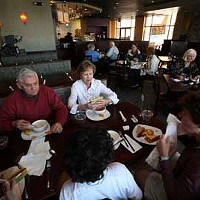 Counter culture: Blu Basil Café and Casablanca Cafe