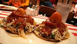 CATALINA KULCZAR - NOT YOUR TYPICAL: Honduran enchiladas