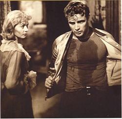 WARNER BROS. - NOTABLE NO-SHOWS Vivien Leigh and Marlon Brando in A Streetcar Named Desire.