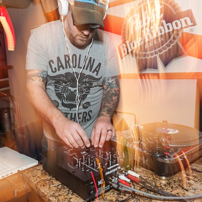 Nothing Feels Good - Emo Night in Charlotte at NoDa 101, 3/3/15