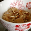 Maple-Hazelnut Oatmeal, the lazy way