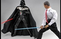 Obama: the action figure