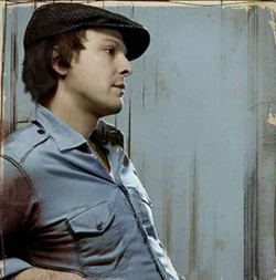 OFF HIS CHARIOT: Gavin DeGraw