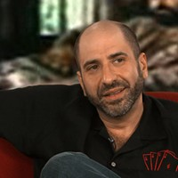 Old, corny and hairy: Dave Attell on classic porn
