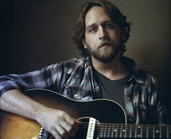 ON HIS OWN: Hayes Carll
