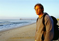 STRAND RELEASING - ON THE BEACH The sands of time threaten to catch up with an HIV-positive drifter (Kip Pardue) in Loggerheads