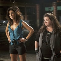 ON THE CASE: FBI Special Agent Sarah Ashburn (Sandra Bullock) and Boston detective Shannon Mullins (Melissa McCarthy) go undercover in The Heat. (Photo: Fox)