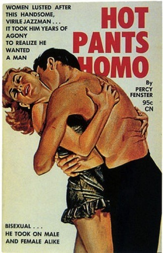 One of the book covers seen in Sex(Ed): The Movie