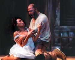 DENIS RYAN KELLY, JR. - INDIANAPOLIS OPERA - Opera Carolina's production of Porgy and Bess - opens on Thursday