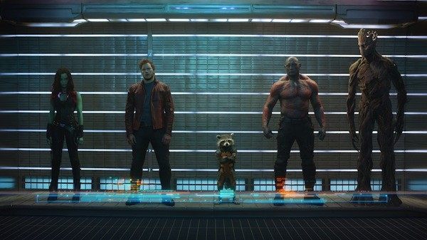 Our heroes take a stand in Guardians of the Galaxy (Photo: Marvel & Disney)