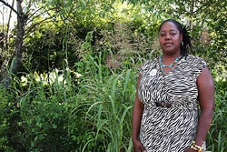 JASIATIC - OUT-SIDER: City Council candidate LaWana Mayfield