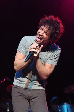 JEFF HAHNE - OUTSHINED: Chris Cornell at Ovens Auditorium on Nov. 6.