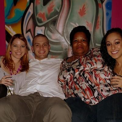 Dharma Lounge, 1/16/10