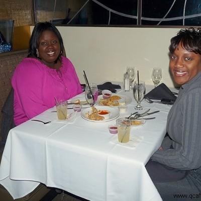 Blue Restaurant, 2/26/10