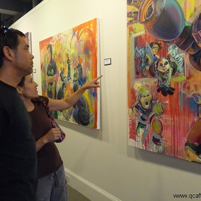 Baku Gallery, 9/18/10