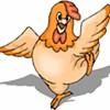 Playing chicken: Two political foes become allies - imagine that!