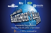 Have you gotten your Bartender's Ball tickets yet?
