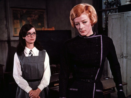 Pamela Franklin and Maggie Smith in The Prime of Miss Jean Brodie (Photo: Twilight Time)