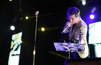 Live review: Panic! at the Disco, Uptown Amphitheatre (8/13/2014)
