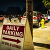 Parking, Charlotte's solutionless problem