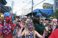 Party like it's Mardi Gras